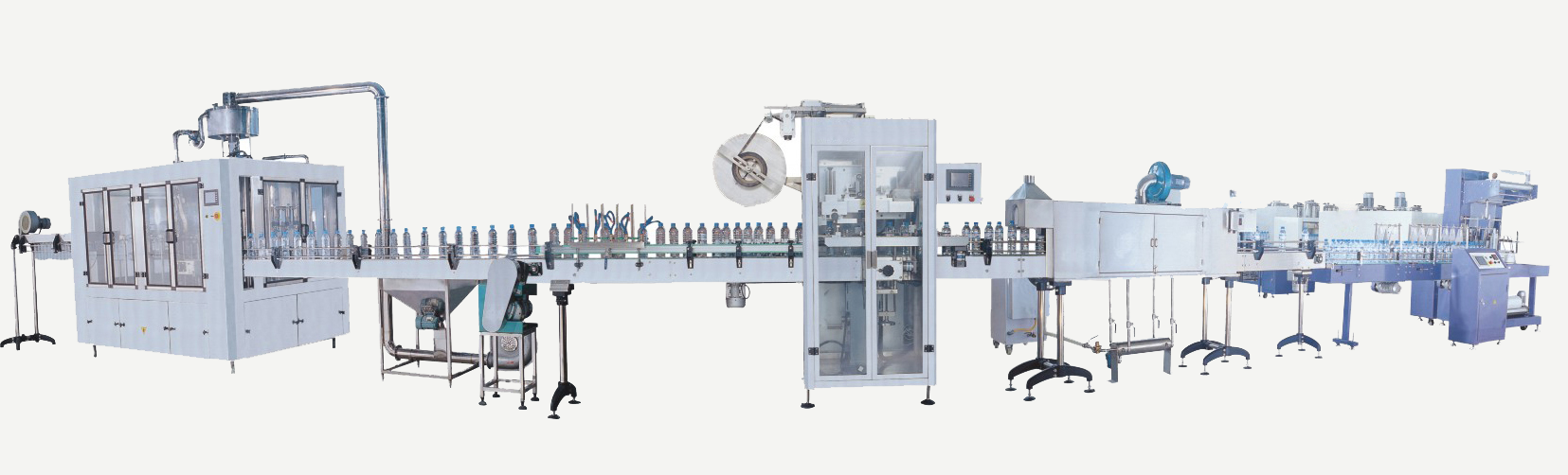 full packaging automation